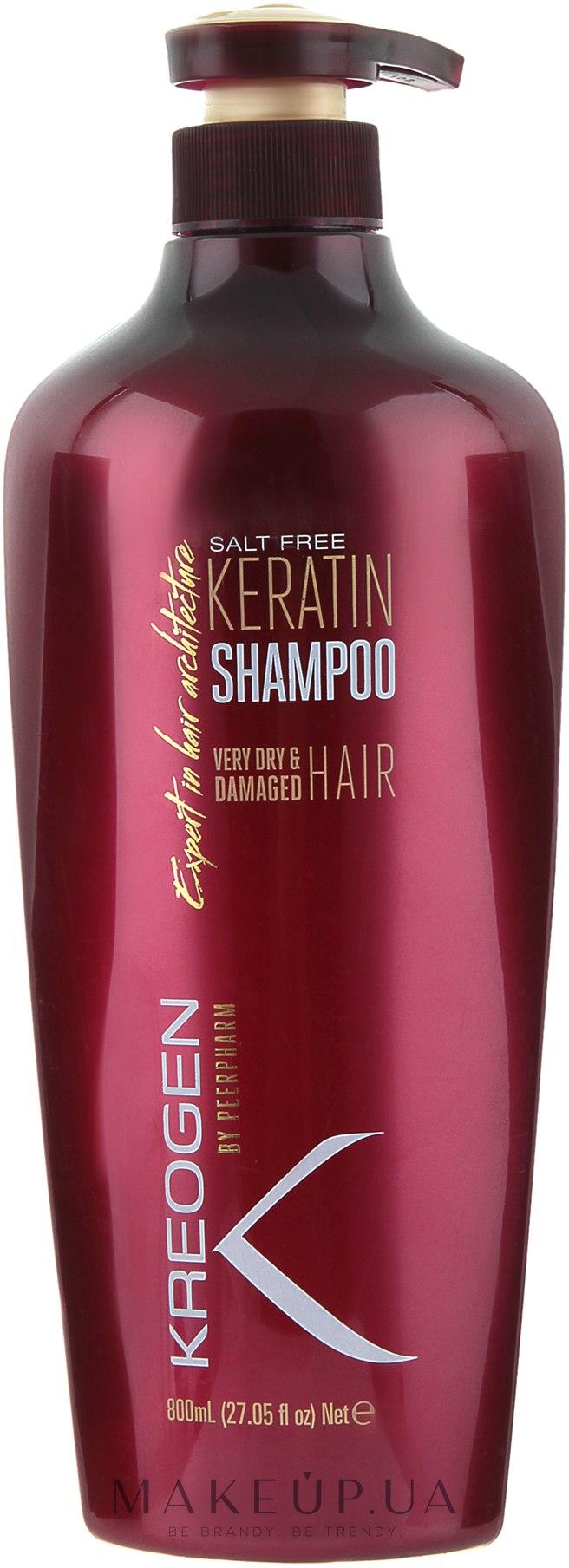 Kreogen Shampoo for Very Dry & Damaged Hair * - УЦЕНКА