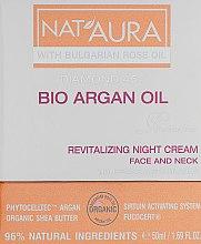 Духи, Парфюмерия, косметика Восстанавливающий ночной крем для лица и шеи - BioFresh Nat'aura Diamond 45+ Revitalizing Night Cream