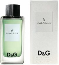 Духи, Парфюмерия, косметика Dolce&Gabbana Anthology 6 L'Amoureaux - Туалетная вода (пробник)