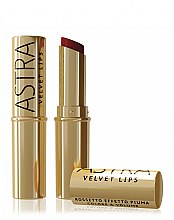 Духи, Парфюмерия, косметика Губная помада - Astra Make-up Velvet Lips