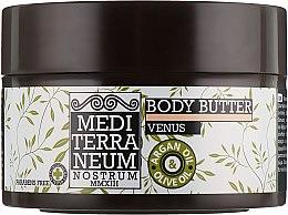 """Духи, Парфюмерия, косметика Крем-масло для тела """"Богиня"""" - Mediterraneum Nostrum Body Butter Venus"""