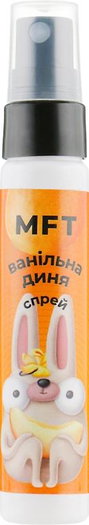 Спрей для ротовой полости «Vanilla cucumis» - MFT