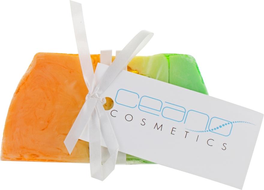 """Мыло брусковое """"Манго"""" - Ceano Cosmetics Mango Soap"""