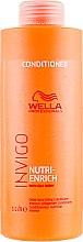 Кондиционер с ягодами годжи, питательный - Wella Professionals Invigo Nutri-Enrich Deep Nourishing Conditioner — фото N3
