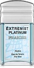 Духи, Парфюмерия, косметика Alain Aregon Extremist Platinum Fraiche - Туалетная вода