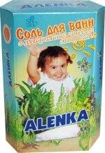 Духи, Парфюмерия, косметика Соль для ванн с экстрактом морских водорослей - Alenka