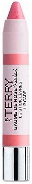 Блеск-карандаш для губ пигментированный - By Terry Baume De Rose Tinted Le Stick Levres Lip Care (тестер) — фото N1