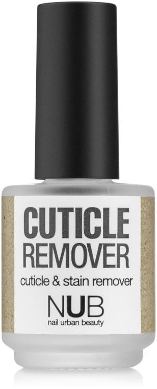 NUB Cuticle Remover - Средство для удаления кутикулы: купить по лучшей цене в Украине   Makeup.ua