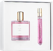 Духи, Парфюмерия, косметика Zarkoperfume Pink Molecule 090.09 - Набор (edp/100ml + edp/mini/10ml)