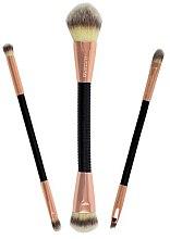 Духи, Парфюмерия, косметика Набор кистей - Makeup Revolution Flex & Go Brush Set