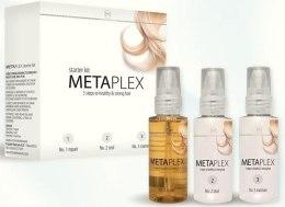 Духи, Парфюмерия, косметика Набор - Metamorphose Metaplex Starterkit (hair/oil/50ml + balm/50ml + balm/50ml)