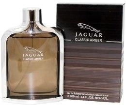 Духи, Парфюмерия, косметика Jaguar Classic Amber - Туалетная вода