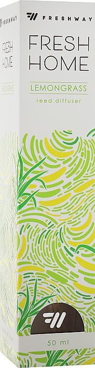 "Аромадиффузор ""Лемонграсс"" - Fresh Way Fresh Home Lemongrass"