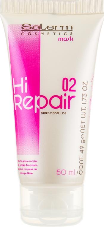 Шампунь для антивозрастного восстановления - Salerm Hi-Repair Shampoo