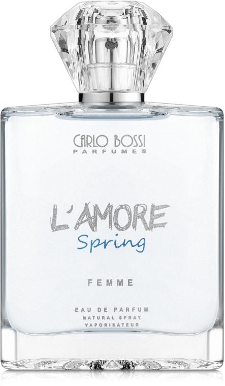 Carlo Bossi L'Amore Spring - Парфюмированная вода