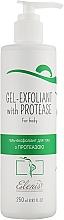 Духи, Парфюмерия, косметика Гель-эксфолиант для тела с протеазой - Elenis Gel-Exfoliant With Protease Body