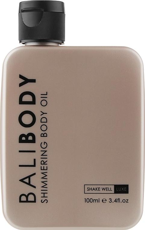 Масло с шимером для тела - Bali Body Shimmering Body Oil