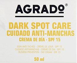 Увлажняющий крем для ухода от черных точек и темных пятен - Agrado Dark Spot Care Cream — фото N2