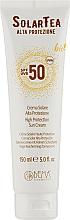 Духи, Парфюмерия, косметика Крем солнцезащитный с высоким уровнем защиты SPF 50 - Bema Cosmetici High Protection Sun Cream SPF 50