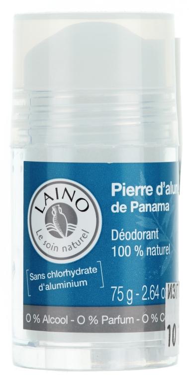 "Дезодорант-кристалл ""Панамские квасцы"" - Laino Deodorant"