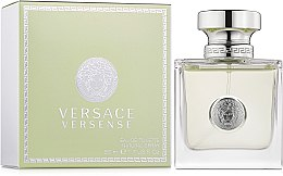 Парфумерія, косметика Versace Versense - Туалетна вода