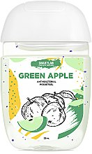 "Парфумерія, косметика Антибактеріальний гель для рук ""Green apple"" - SHAKYLAB Anti-Bacterial Pocket Gel"