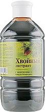 Хвойный экстракт для ванн с минералами и микроэлементами - Бишофит Mg++ — фото N3