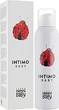 Духи, Парфюмерия, косметика Пенка для интимной гигиены - Linea Mamma Baby Intimo Baby
