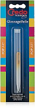 Духи, Парфюмерия, косметика Пилочка для ногтей стеклянная 90 мм, 21112 - Credo Solingen Pop Art