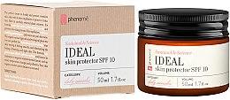 Духи, Парфюмерия, косметика Крем для лица - Phenome Ideal Skin Protector Spf 10