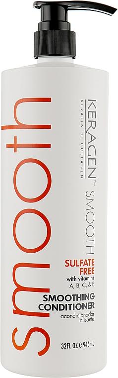 Кондиционер для волос - Organic Keragen Smoothing Conditioner