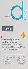Духи, Парфюмерия, косметика Питательное масло для лица - Eva Derma Nourishing Facisl Oil