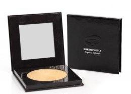 Духи, Парфюмерия, косметика Компактная пудра для лица - Green People Pressed Mineral Powder SPF15