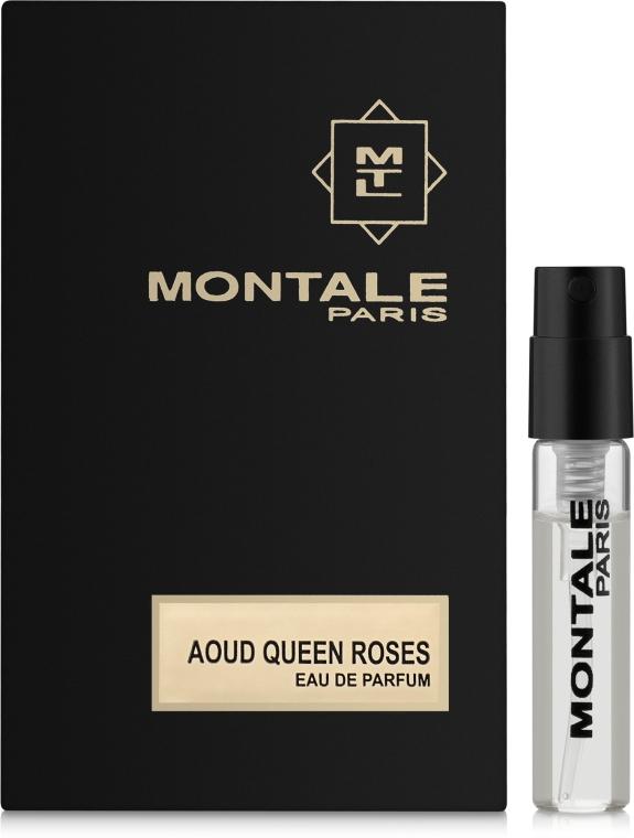 Montale Aoud Queen Roses - Парфюмированная вода (пробник)