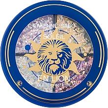 Духи, Парфюмерия, косметика Палетка глиттеров - Vivienne Sabo Soliel en Lion Palette Glitter