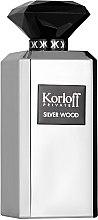 Духи, Парфюмерия, косметика Korloff Paris Silver Wood - Парфюмированная вода (тестер без крышечки)