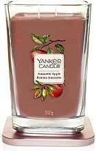 Духи, Парфюмерия, косметика Ароматическая свеча - Yankee Candle Elevation Amaretto Apple