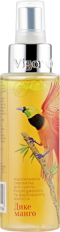Відновлювальна сироватка  - Vigor Shampoo — фото N1