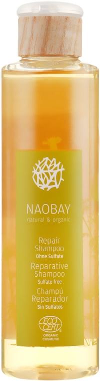"Шампунь для волос ""Восстанавливающий"" - Naobay Reparative Shampoo"