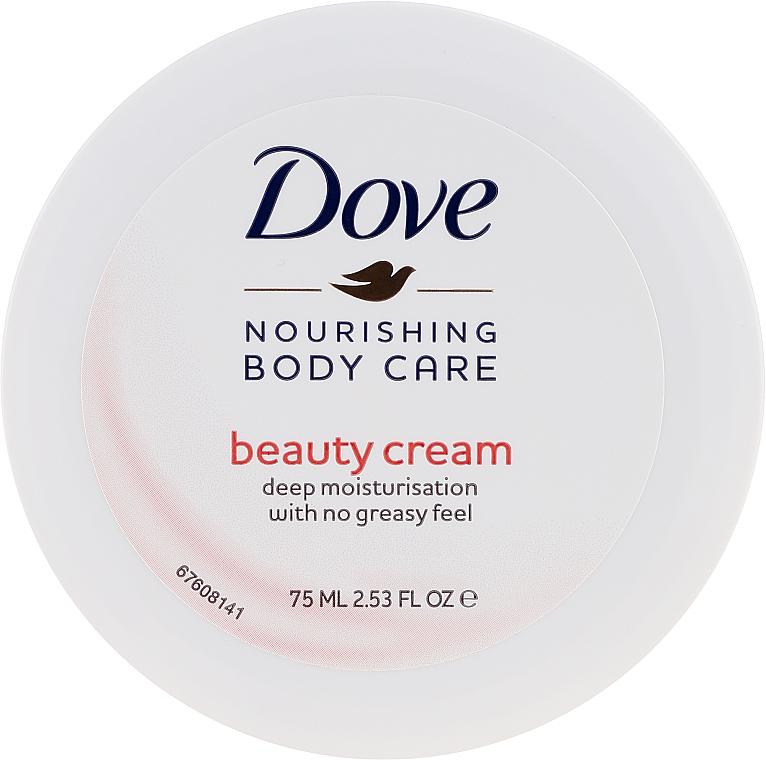 Увлажняющий крем для тела с легкой, питательной формулой - Dove Beauty Cream