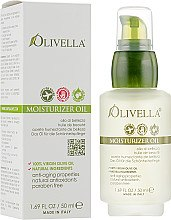 Духи, Парфюмерия, косметика Увлажняющее масло для лица и тела - Olivella All Natural Virgin Olive Oil Moisturizer