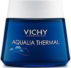 Духи, Парфюмерия, косметика Крем-гель для глубокого увлажнения - Vichy Aqualia Thermal Night SPA