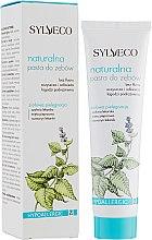 Духи, Парфюмерия, косметика Натуральная зубная паста - Sylveco Natural Toothpaste