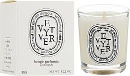 Парфумерія, косметика Ароматична свічка - Diptyque Vetyver Scented Candle