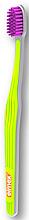Духи, Парфюмерия, косметика Зубая щетка, ультра мягкая, салатовая - Elmex Swiss Made Ultra Soft Toothbrush