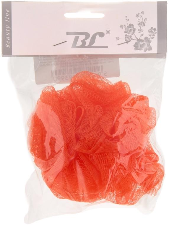 Мочалка банная, оранжевая - Inter-Vion