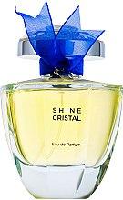 Духи, Парфюмерия, косметика Kristel Saint Martin Shine Cristal - Парфюмированная вода