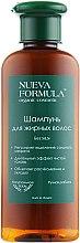 Духи, Парфюмерия, косметика Шампунь для жирных волос - Nueva Formula