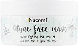"""Духи, Парфюмерия, косметика Альгинатная маска для лица """"Зеленый чай"""" - Nacomi Professional Face Mask"""