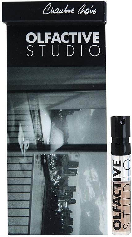 Olfactive Studio Chambre Noire - Парфюмированная вода (пробник)